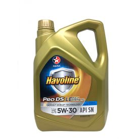 Havoline® ProDS Fully Synthetic LE SAE 5W-30, 4L