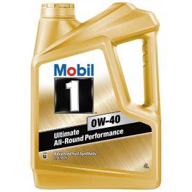 MOBIL 1 0W40(SN), 4L