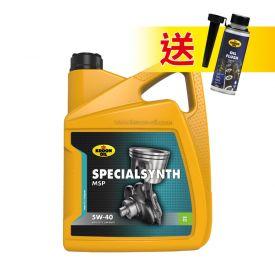 KROON-OIL Specialsynth MSP 5W-40 全合成機油 (Mid SAPS C3), 5L