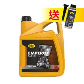 KROON-OIL EMPEROL RACING 10W-60 高性能全合成機油(PAO), 5L
